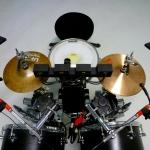Strange Fluid Drumkit